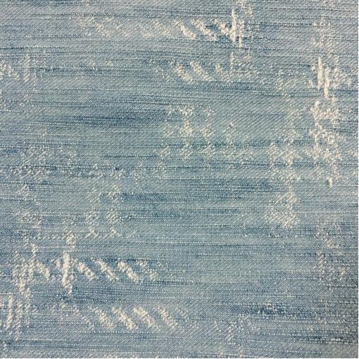 Джинса стрейч светло-голубого цвета с нежным люрексом