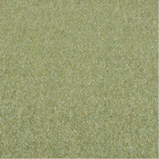 Шерстяной твид цвета пожухлой травы с небольшими светлыми крапинами