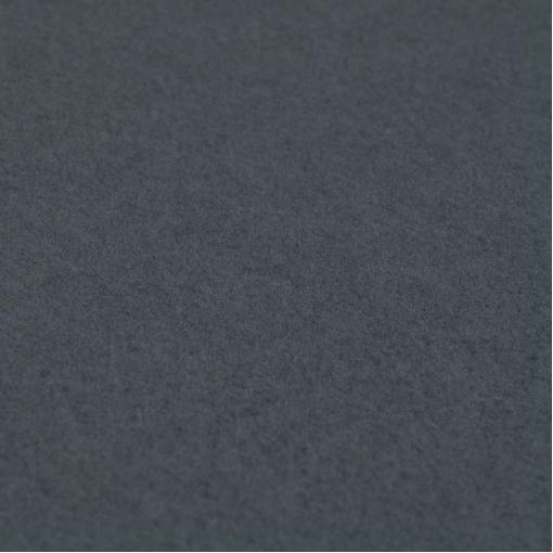 Пальтовая велюровая ткань цвета темно-серой морской волны