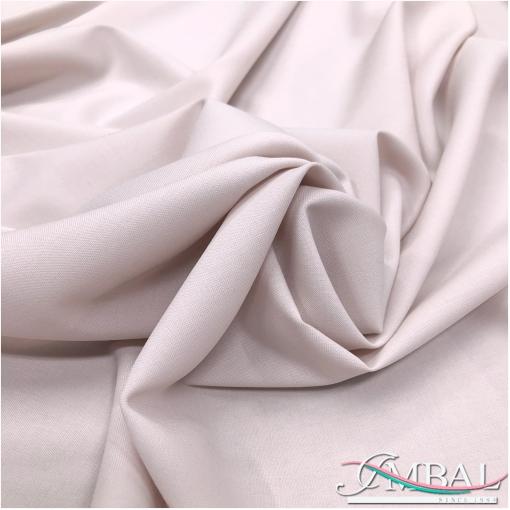 Ткань костюмная шерстяная стрейч холодного розово-разбелённого цвета