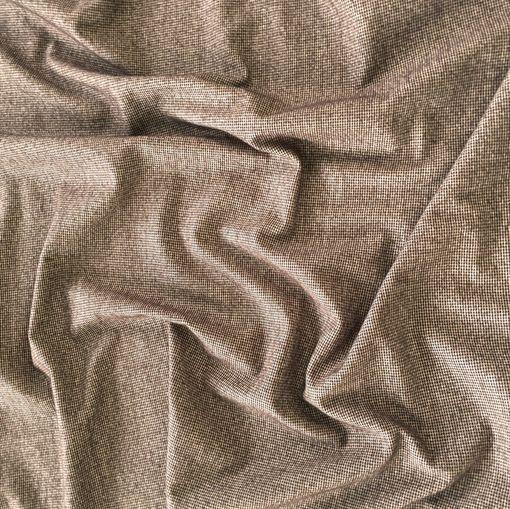 Ткань костюмно-пальтовая Sportmax пье-де-пуль