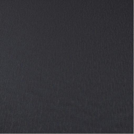 Жаккард шерстяной сине-коричневый