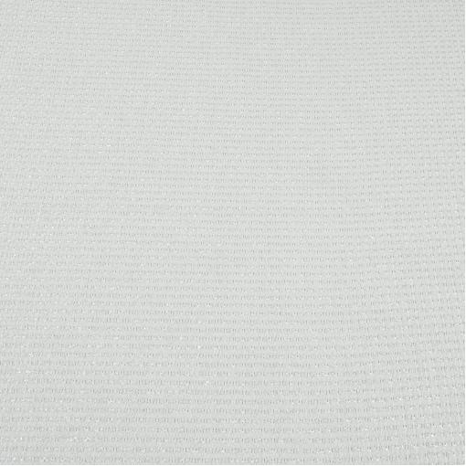 Нарядная костюмно-пальтовая шанель белого цвета