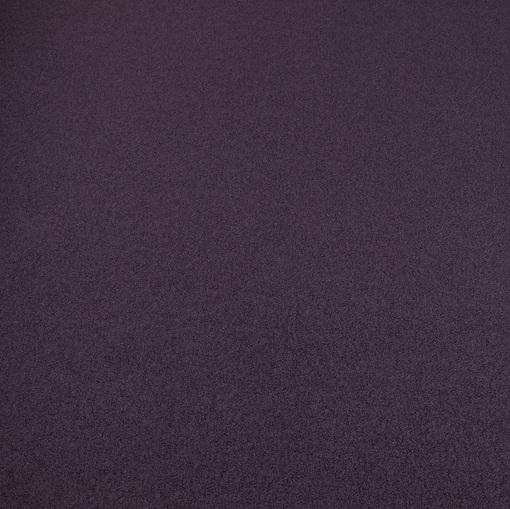 Темно-сливовый шерстяной лоден