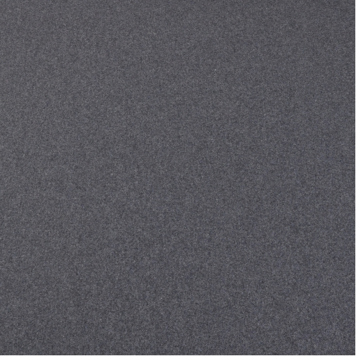 Темно-серая шерстяная пальтово-костюмная ткань