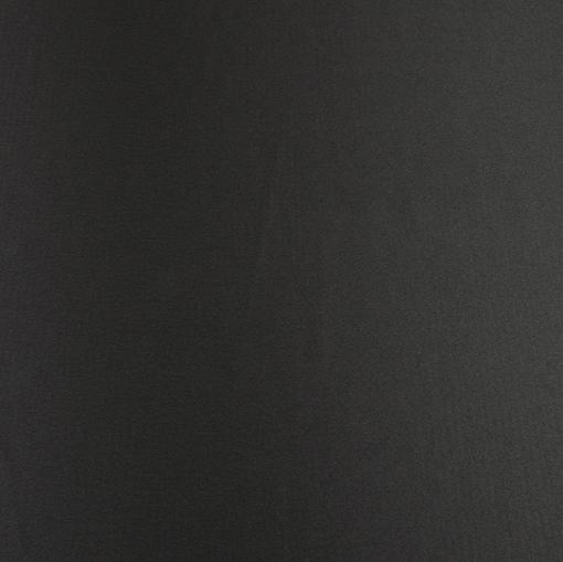 Атласный шелк-стрейч черный