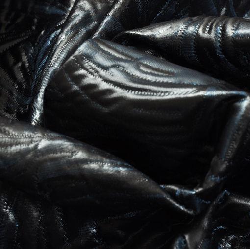Курточный жаккард с водоотталкивающим покрытием