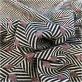 Джерси вискозное стрейч елочка с нежными люрексовыми вкраплениями