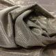Ткань нарядная стрейч мелкие золотистые ромбики