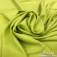 Кади вискозное стрейч струящееся цвета яркий золотистый лайм