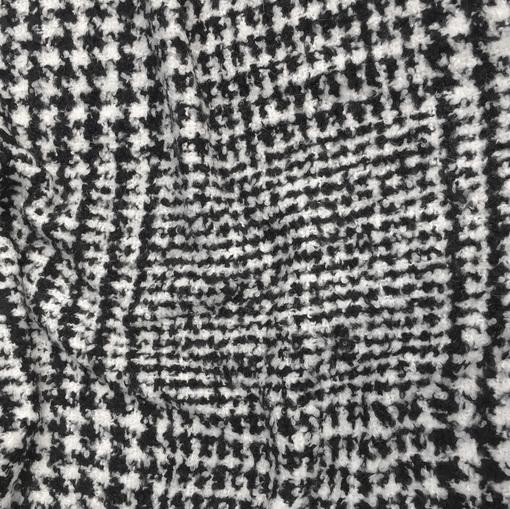 Трикотаж шерстяной крупной вязки пье-де-пуль Burberry