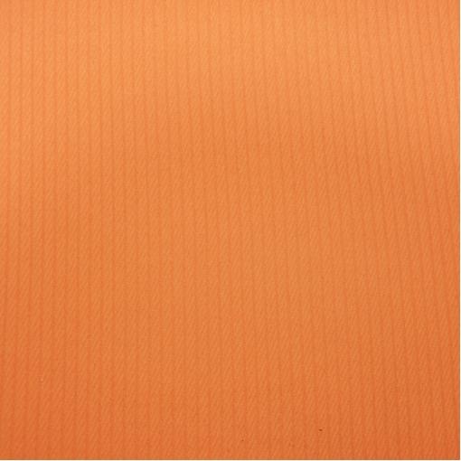 Пальтовая мягкая ткань грязно-оранжевого цвета в мелкие косички