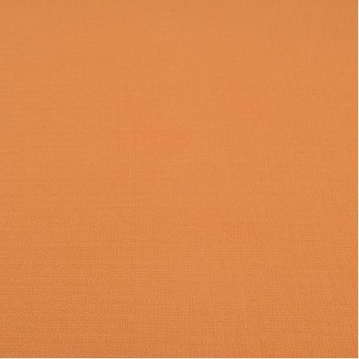 Пальтово-костюмная мягкая рогожка светло-оранжевого цвета