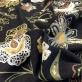 Ткань шерстяная дизайн Valentino с вышивкой и пайетками