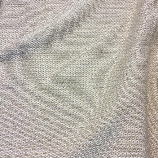 Шанель нарядная хлопок со льном летняя цвета кемел с ванилью