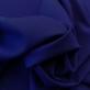 Шерсть костюмная стрейч Valentino сине-сиреневого цвета
