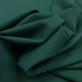 Шерсть костюмная стрейч Valentino цвета темного изумруда