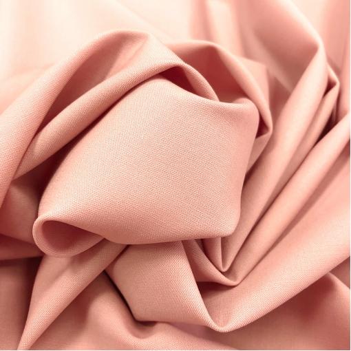 Шерсть костюмная стрейч Valentino цвета чайной розы