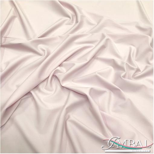 Ткань костюмная шерстяная стрейч пудрового цвета