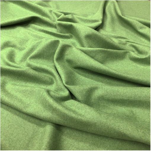Ткань пальтовая шерстяная фисташкового цвета