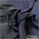 Кади вискозное струящееся двухстороннее черно-синего цвета