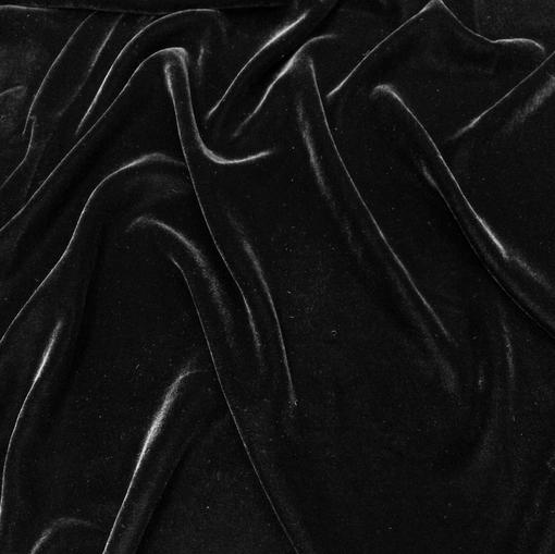 Панбархат Armani черного цвета