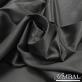 Шелк атласный стрейч высшего качества черного цвета