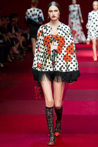 Плотный хлопок купон Dolce & Gabbana