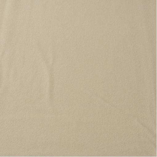Пальтовая ткань ванильного цвета с кашемиром