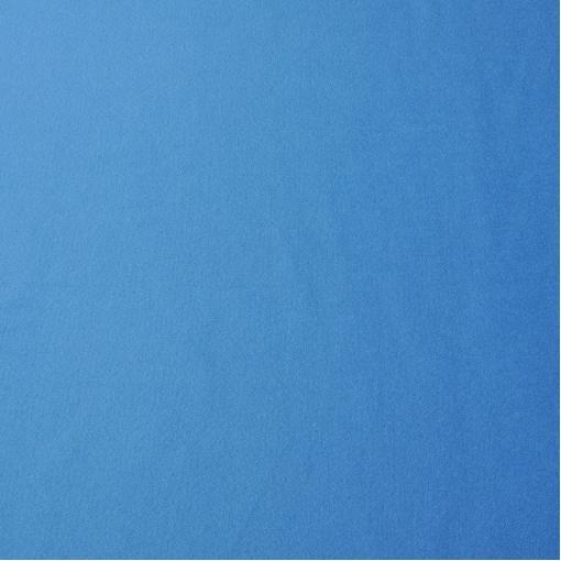 Пальтовая ткань голубого цвета с кашемиром