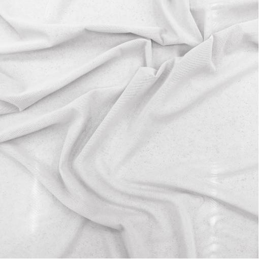 Сетка стрейч La Perla белого цвета