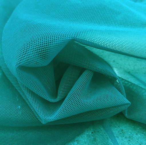 Сетка стрейч La Perla цвета морской волны